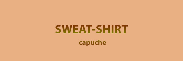 sweat-capuche