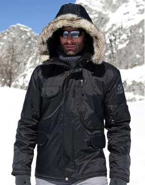Parka Cyclone Ultime