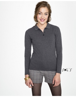 Polo femme PERFECT LSL