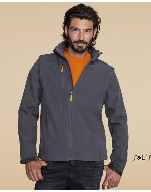 Softshell homme TRANSFORMER