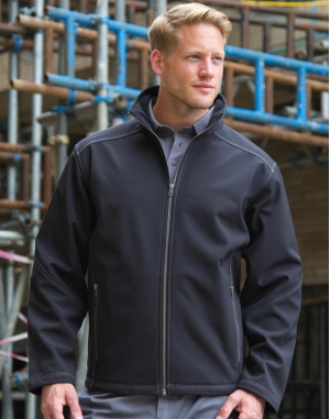 Men`s Treble Stitch Softshell