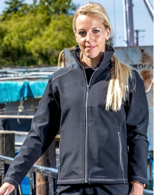 Women`s Treble Stitch Softshell