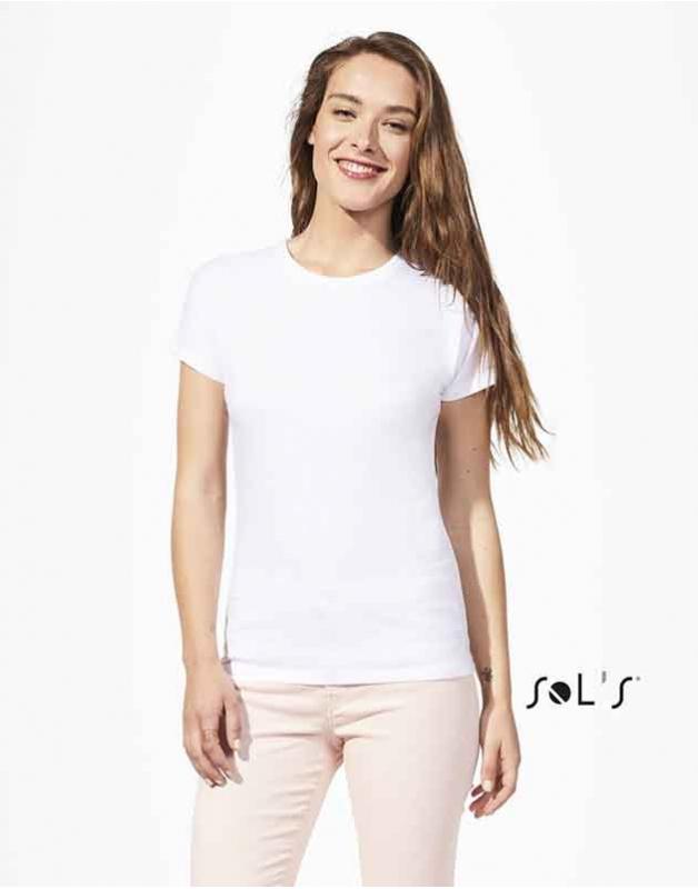 Tee shirt femme : MAGMA
