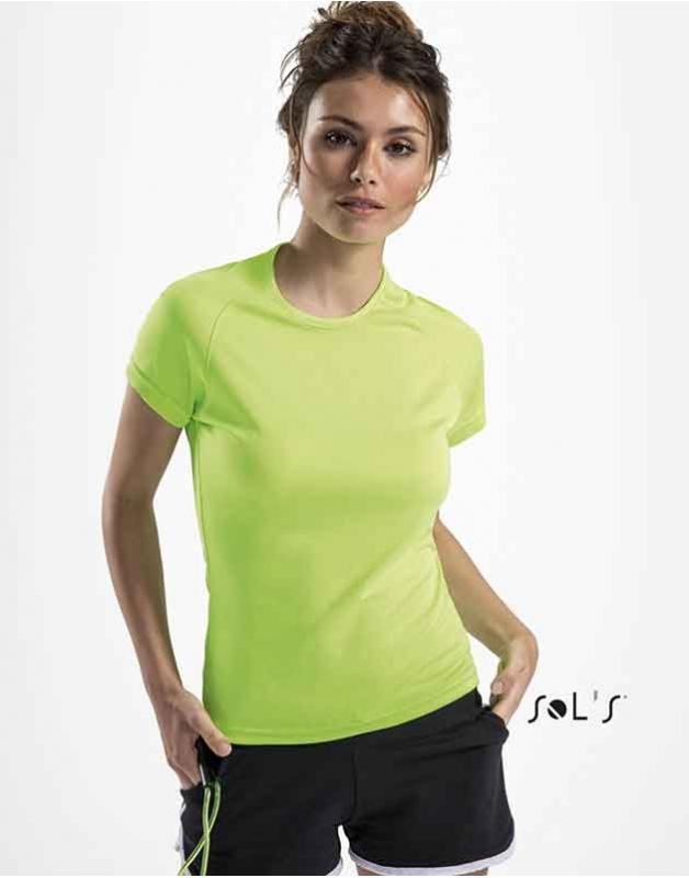 Tee shirt femme : SPORTY