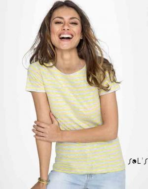 Tee shirt femme : MILES