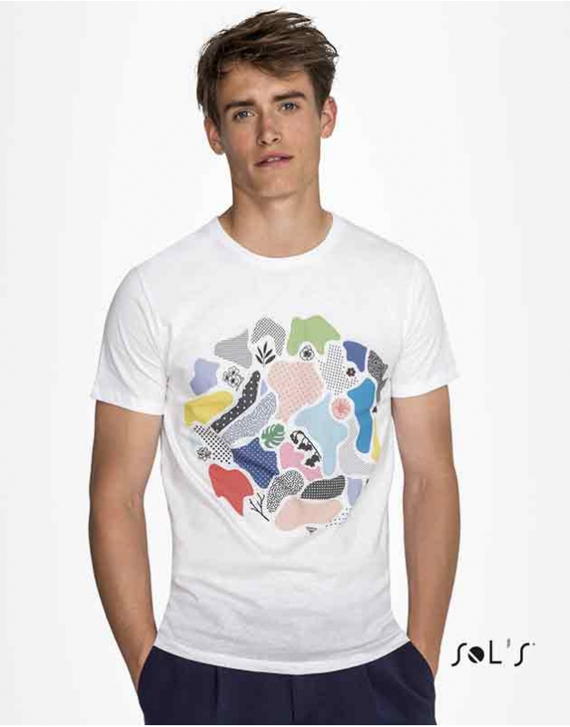 Tee shirt homme : MARVIN