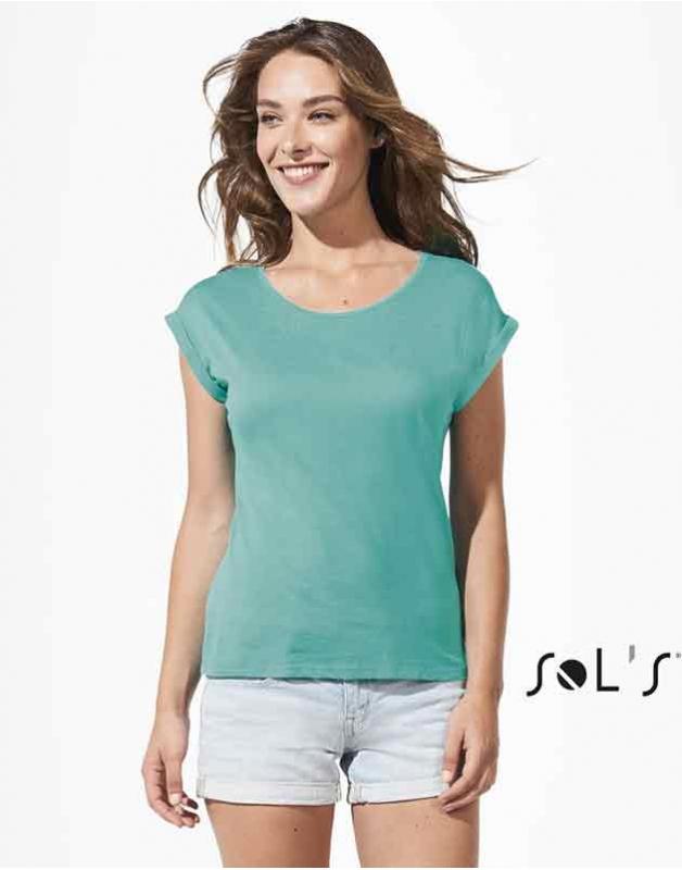 Tee shirt femme : MELBA