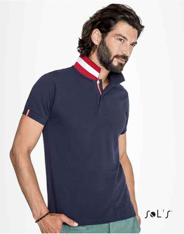 Polo homme : PATRIOT