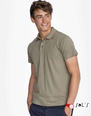 Polo homme : PRESCOTT MEN