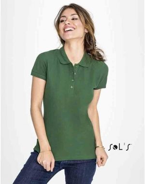 Polo femme : PASSION