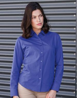 Ladies` Classic Oxford Shirt LS