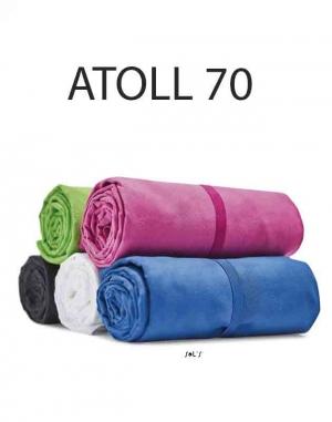 Serviette microfibre : ATOLL 70
