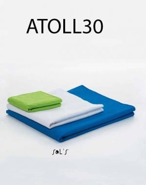 Serviette microfibre : ATOLL 30