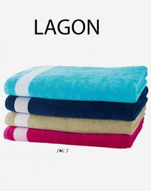 Serviette de bain bio : LAGOON