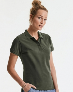 Ladies` Pure Organic Polo