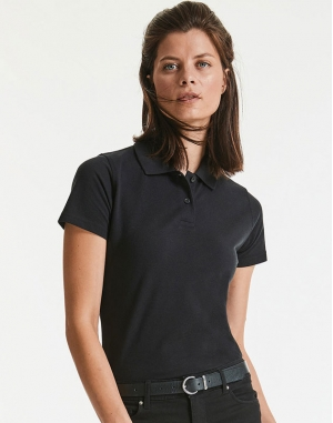 Polo femme Classic Coton