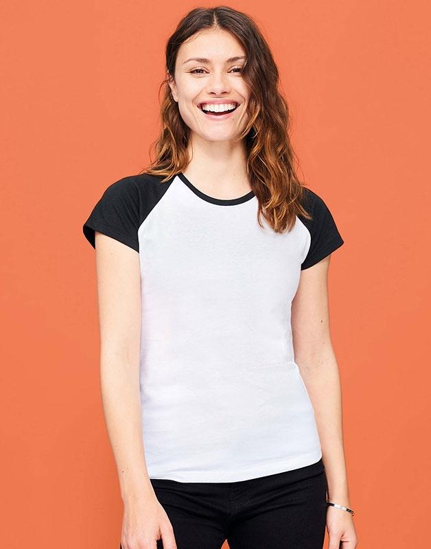 Tee Shirt femme SOL'S MILKY
