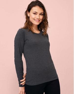 Tee Shirt femme SOL'S IMPERIAL LSL WOMEN