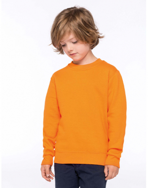 Sweat-shirt col rond enfant