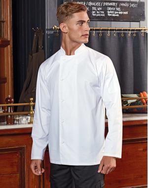 "Veste chef cuisinier manches longues ""Essential"""
