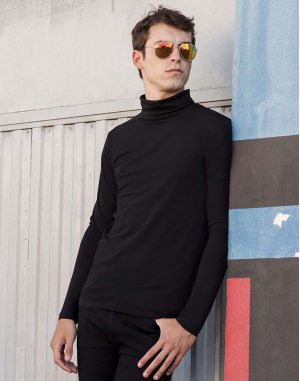 T-shirt Homme col roulé Feel Good
